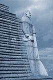 σεληνόφωτο ατόμων Στοκ εικόνα με δικαίωμα ελεύθερης χρήσης