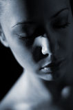σεληνόφωτο σωμάτων Στοκ φωτογραφίες με δικαίωμα ελεύθερης χρήσης