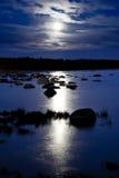 σεληνόφωτο Στοκ εικόνα με δικαίωμα ελεύθερης χρήσης