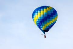 ΣΕΛΙΔΑ, ARIZONA/USA - 8 ΝΟΕΜΒΡΊΟΥ: Ζεστού αέρα κοντά στη σελίδα μέσα Στοκ Εικόνα