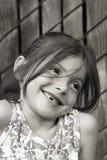 σεμνό κορίτσι Στοκ φωτογραφία με δικαίωμα ελεύθερης χρήσης