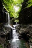 Σενέκας Falls Gorge Στοκ φωτογραφία με δικαίωμα ελεύθερης χρήσης