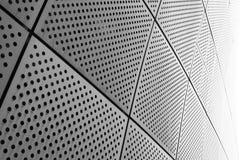 ΣΕΟΥΛ, ΝΟΤΙΑ ΚΟΡΕΑ - 14 ΑΥΓΟΎΣΤΟΥ 2016: Μέρος ενός τοίχου στο σχέδιο Plaza Dongdaemun στη Σεούλ, που σχεδιάζεται από Zaha Hadid Π Στοκ Εικόνες