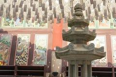 Σεούλ, Νότια Κορέα - 28 Μαΐου 2017: Ναός Jogyesa Στοκ Φωτογραφία