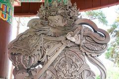 Σεούλ, Νότια Κορέα - 28 Μαΐου 2017: Ναός Jogyesa Στοκ Φωτογραφίες