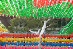 Σεούλ, Νότια Κορέα - 28 Μαΐου 2017: Ναός Jogyesa Στοκ Εικόνες