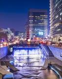 Σεούλ, Νότια Κορέα Στοκ Φωτογραφία