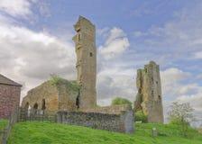 Σερίφης Hutton Castle, βόρειο Γιορκσάιρ, Αγγλία Στοκ φωτογραφίες με δικαίωμα ελεύθερης χρήσης