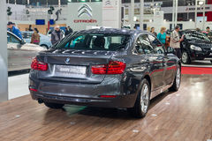BMW 318d Στοκ φωτογραφία με δικαίωμα ελεύθερης χρήσης