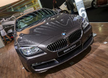 BMW 640d Στοκ φωτογραφίες με δικαίωμα ελεύθερης χρήσης
