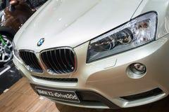 BMW X3 xDrive20d Στοκ εικόνα με δικαίωμα ελεύθερης χρήσης