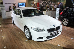 BMW 520d Στοκ Εικόνα
