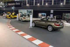 Mercedes Στοκ Εικόνα