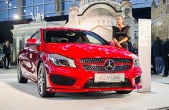 Mercedes CLA 220 CDI Στοκ Εικόνα
