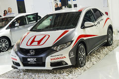 Honda Civic Στοκ φωτογραφία με δικαίωμα ελεύθερης χρήσης