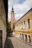 Σερβική εκκλησία Szentendre Στοκ Εικόνα