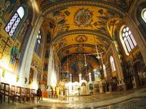 Σερβική Ορθόδοξη Εκκλησία στη Βοσνία, Ανατολική Ευρώπη Στοκ φωτογραφία με δικαίωμα ελεύθερης χρήσης