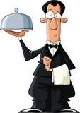 σερβιτόρος Στοκ Εικόνες