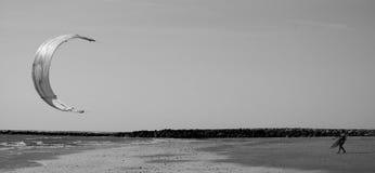 σερφ ικτίνων Στοκ φωτογραφία με δικαίωμα ελεύθερης χρήσης