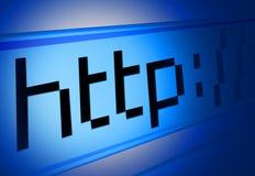 σερφ www Στοκ εικόνα με δικαίωμα ελεύθερης χρήσης