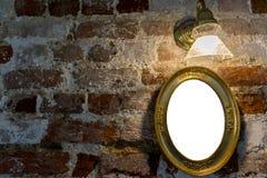 Σε έναν καθρέφτη μπορείτε να δείτε περισσότερο από έναν αριθμό Στοκ Εικόνα