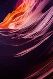 σελίδα ανώτερες ΗΠΑ φαραγγιών της Αριζόνα αντιλοπών Στοκ Φωτογραφίες