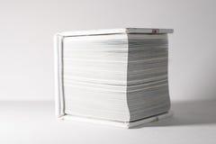 Σελίδες ενός βιβλίου Στοκ εικόνα με δικαίωμα ελεύθερης χρήσης