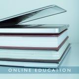 Σε απευθείας σύνδεση ε-εκμάθηση εκπαίδευσης Στοκ φωτογραφίες με δικαίωμα ελεύθερης χρήσης