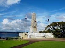 Σε ΙΙ μνημείο παγκόσμιου πολέμου Στοκ Φωτογραφία