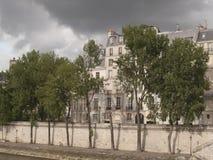 Σηκουάνας Παρίσι Στοκ φωτογραφία με δικαίωμα ελεύθερης χρήσης