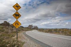 Σημάδια οδών στοκ φωτογραφίες με δικαίωμα ελεύθερης χρήσης