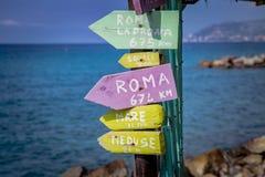 Σημάδια της Νίκαιας Στοκ εικόνες με δικαίωμα ελεύθερης χρήσης