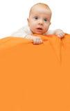 Σημάδι εκμετάλλευσης μωρών Στοκ Εικόνα