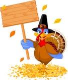 Σημάδι εκμετάλλευσης της Τουρκίας ημέρας των ευχαριστιών διανυσματική απεικόνιση