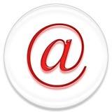σημάδι ηλεκτρονικού ταχυδρομείου Στοκ εικόνα με δικαίωμα ελεύθερης χρήσης