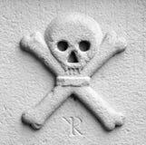 σημάδι θανάτου Στοκ Εικόνα