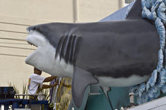 Σημάδι καρχαριών Στοκ Εικόνες
