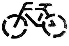 σημάδι ποδηλάτων στοκ φωτογραφία με δικαίωμα ελεύθερης χρήσης