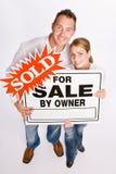 σημάδι πώλησης εκμετάλλε στοκ φωτογραφία με δικαίωμα ελεύθερης χρήσης