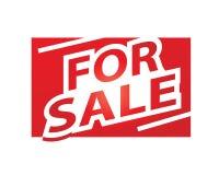 σημάδι πώλησης Στοκ Εικόνες