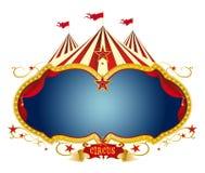 σημάδι τσίρκων Στοκ φωτογραφίες με δικαίωμα ελεύθερης χρήσης