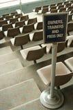 σημάδι Τύπου Στοκ φωτογραφία με δικαίωμα ελεύθερης χρήσης