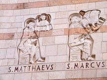σημάδι Matthew nazareth ST του 2010 Στοκ εικόνα με δικαίωμα ελεύθερης χρήσης