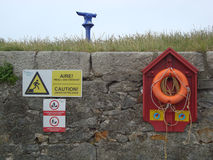 Σημάδια εν πλω Στοκ εικόνες με δικαίωμα ελεύθερης χρήσης