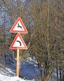 Σημάδια της προσοχής στα ζώα ελεύθερα σε ένα βουνό Στοκ εικόνες με δικαίωμα ελεύθερης χρήσης