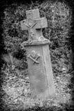 Σημάδια του θανάτου Στοκ φωτογραφία με δικαίωμα ελεύθερης χρήσης