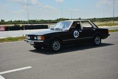 Σημάδι Β της Ford Taunus TC3/της Ford Cortina Στοκ εικόνες με δικαίωμα ελεύθερης χρήσης