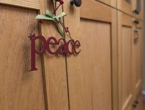 Σημάδι ειρήνης Στοκ Εικόνα