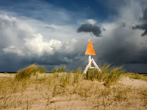 Σημάδι θάλασσας Στοκ εικόνες με δικαίωμα ελεύθερης χρήσης