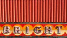 Σημάδι διασκέδασης -διασκέδαση-arcade Στοκ φωτογραφία με δικαίωμα ελεύθερης χρήσης